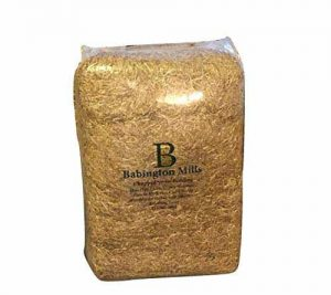 Straw Bedding for Horses, Sheep, Goats and Other Stable and Farm Animals