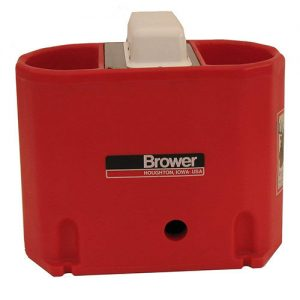 Heated Poly Waterer, Red