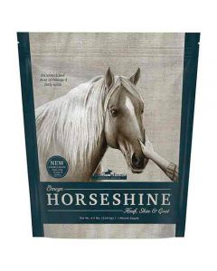 Omega-Horseshine Supplement